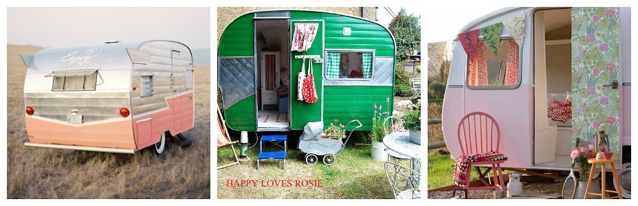 Gypsy Urges And Vintage Camper Dreamin