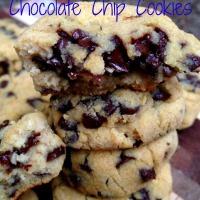 Grain Free & Gluten Free Chocolate Chip Cookies