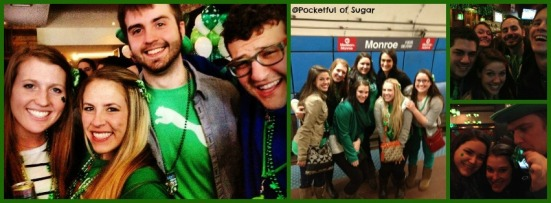 St. Patrick's Day - Pocketful of Sugar