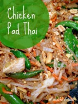 Chicken Pad Thai: Our Growing Edge Challenge