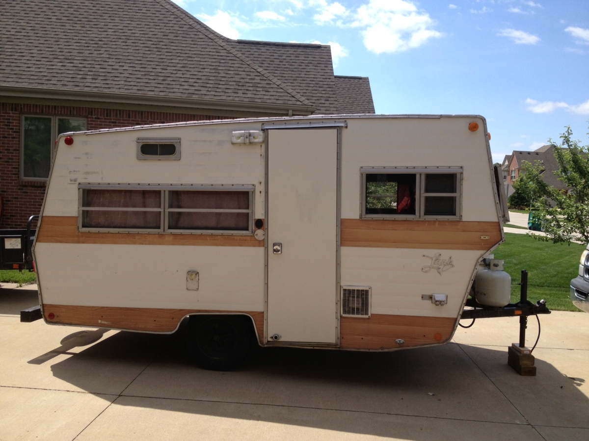 Vintage Camper Dreams Do Come True Pocketful Of Sugar