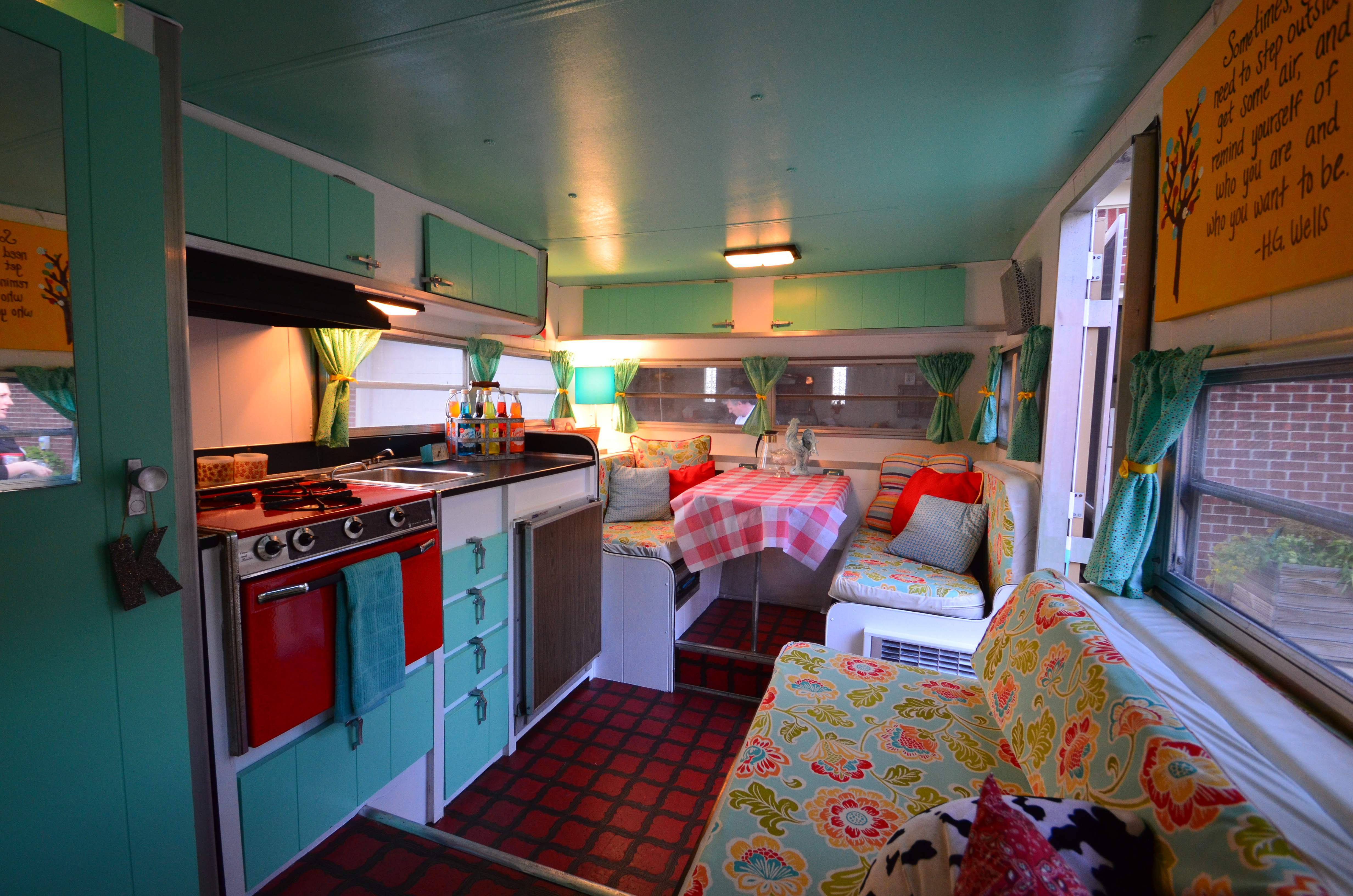 Retro camper curtains - Dsc_0218