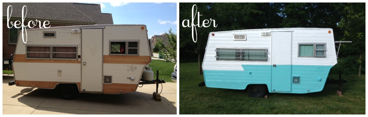 Vintage Camper Renovation: FINISHED PRODUCT!